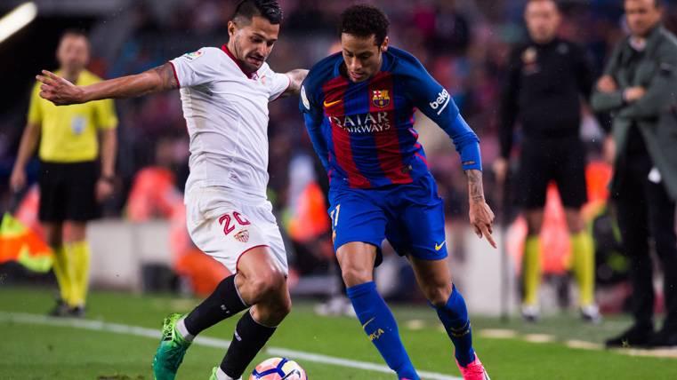 Neymar Jr, otra temporada más siendo el blanco perfecto