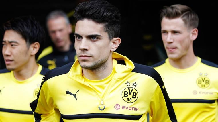 Marc Bartra regresa al once del Dortmund tras el atentado