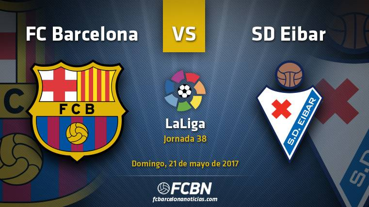 Barça-Eibar: Ganar y esperar a que el sueño se haga realidad
