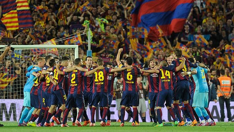 La historia llama al Barça: A por su 26º título en el Camp Nou
