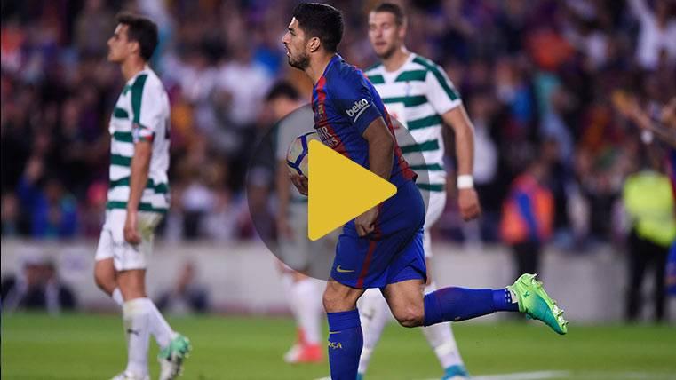 Vídeo resumen: FC Barcelona 4 Eibar 2 (LaLiga J38)