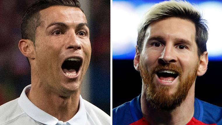 Cristiano Ronaldo iguala un récord de Leo Messi en Liga