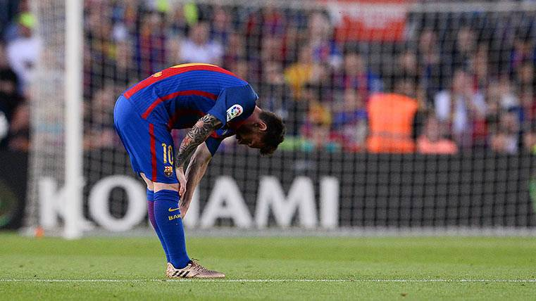 El Barça dejó escapar una Liga manchada por ayudas al Madrid