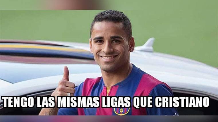"""El triste """"meme"""" que retrata a Cristiano y al Real Madrid"""