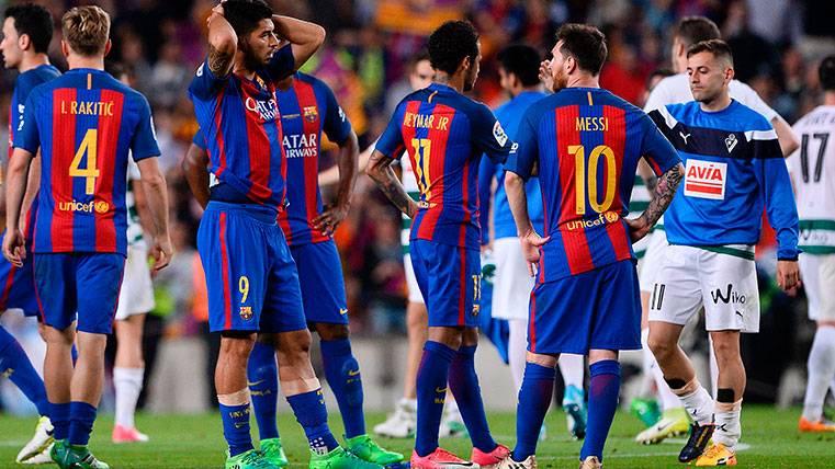 Sin Liga y sin Champions: una temporada para olvidar