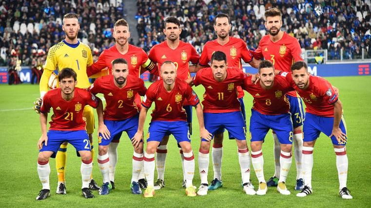 Se avecina un nuevo conflicto Barça-Madrid en la Selección