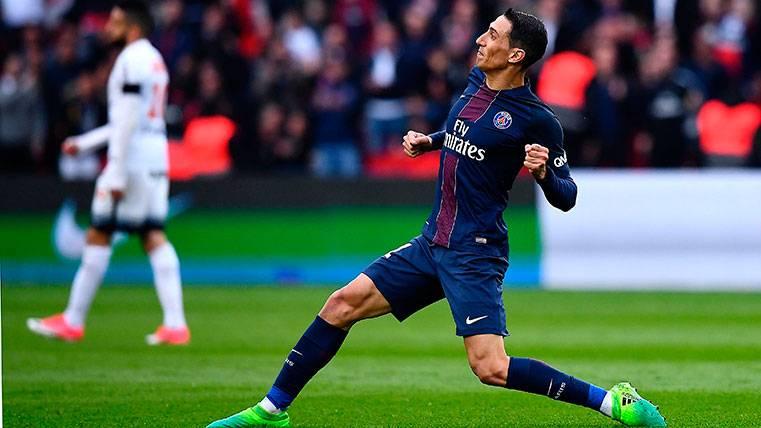 ¿Le convendría al FC Barcelona el fichaje de Ángel Di María?