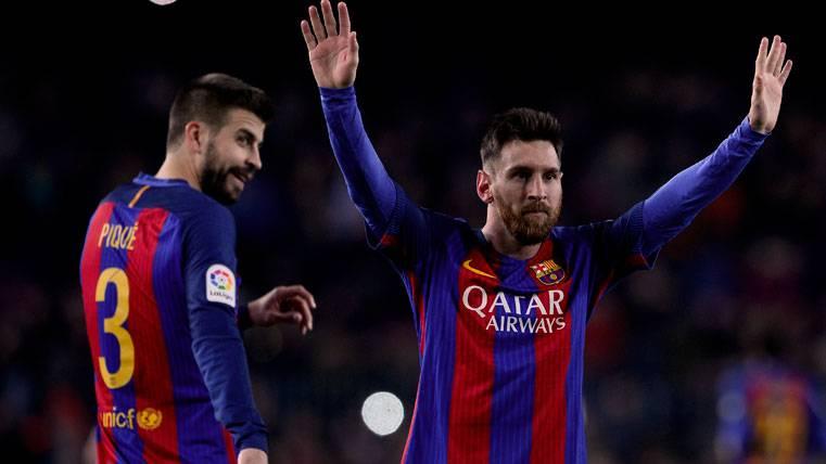 Gerard Piqué se pronuncia sobre Messi y el Balón de Oro