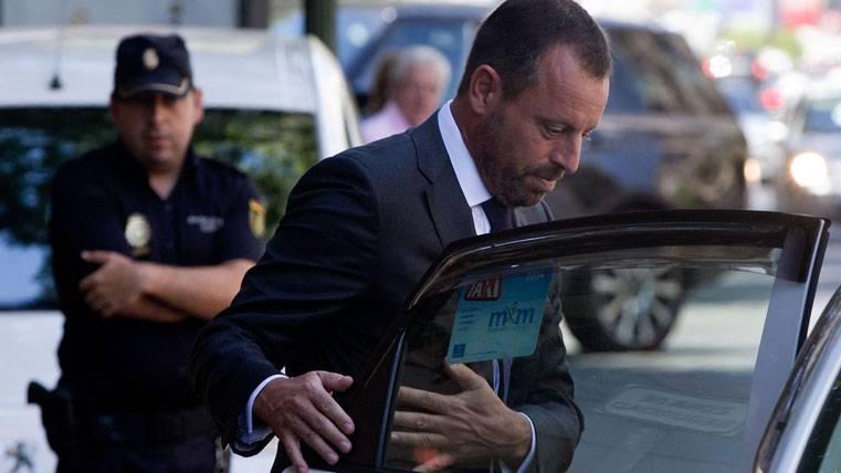 La Audiencia Nacional rechaza otra vez que Rosell salga