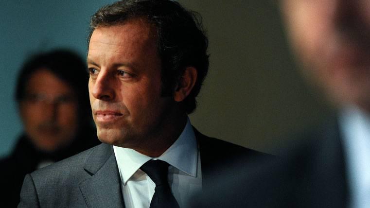 Nuevo detenido en la operación policial contra Sandro Rosell