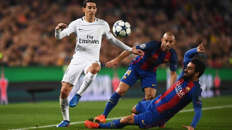 Di María, el fichaje perfecto que no debería descartar el Barça