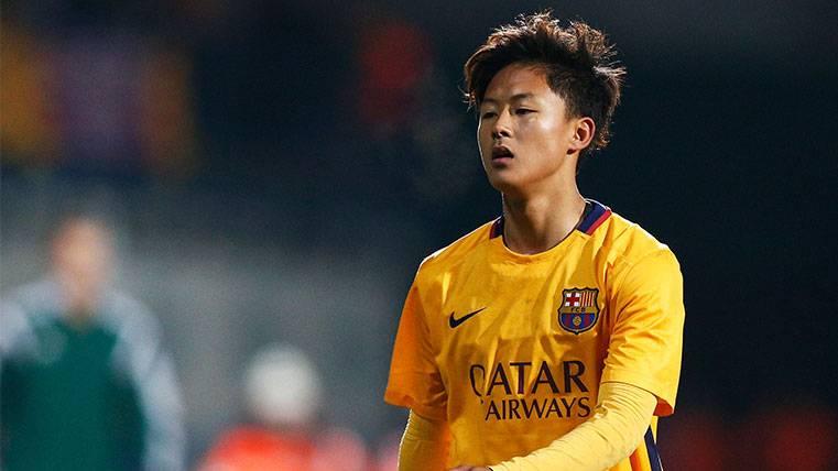 Lee Seung-woo, la perla surcoreana que puede irse