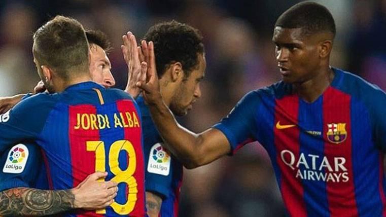 Mensaje de Marlon pensando en su futuro... ¿En el Barça?
