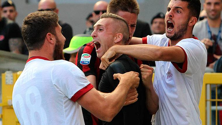 El rival inesperado del Barça para la vuelta de Deulofeu
