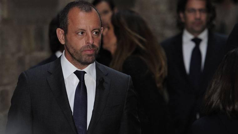 Ratificada la prisión incondicional para Sandro Rosell