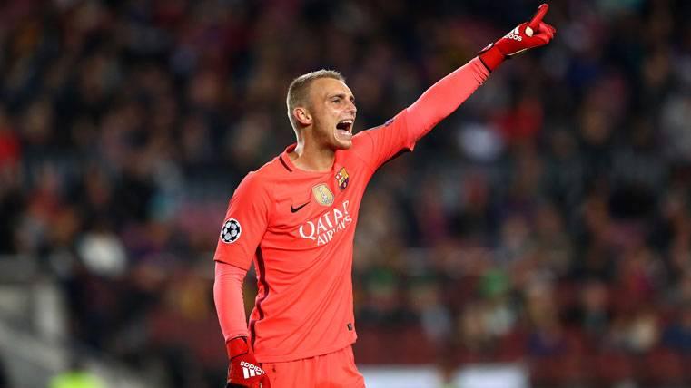 Cillessen ansía la Copa y muchos títulos más con el Barça