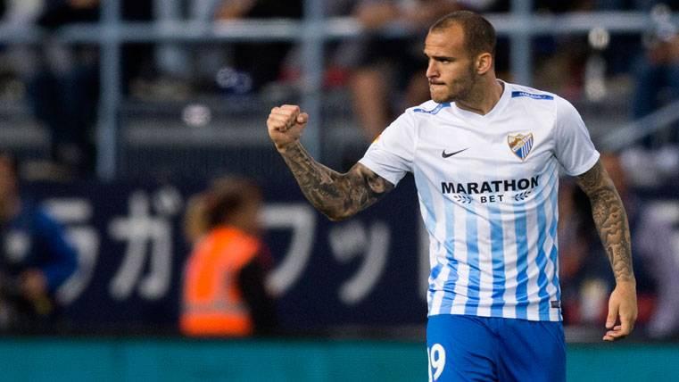El mensaje sobre el Málaga-Madrid que ha irritado a Sandro