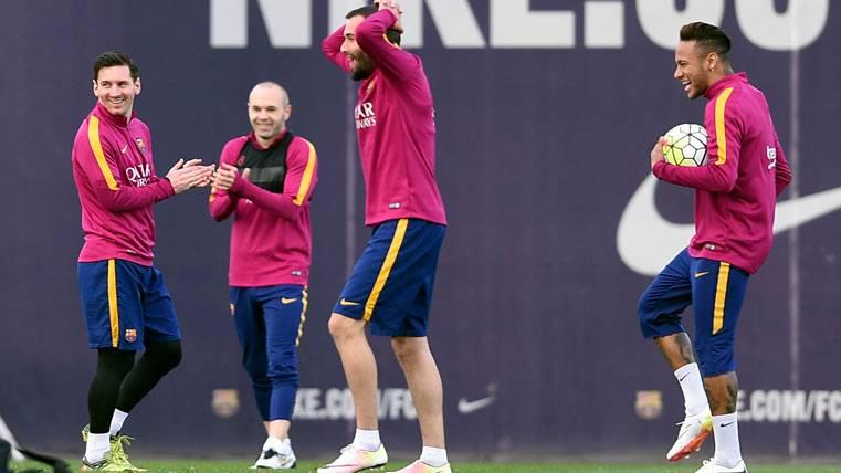 Eufórico mensaje de Aleix Vidal tras regresar con el Barça