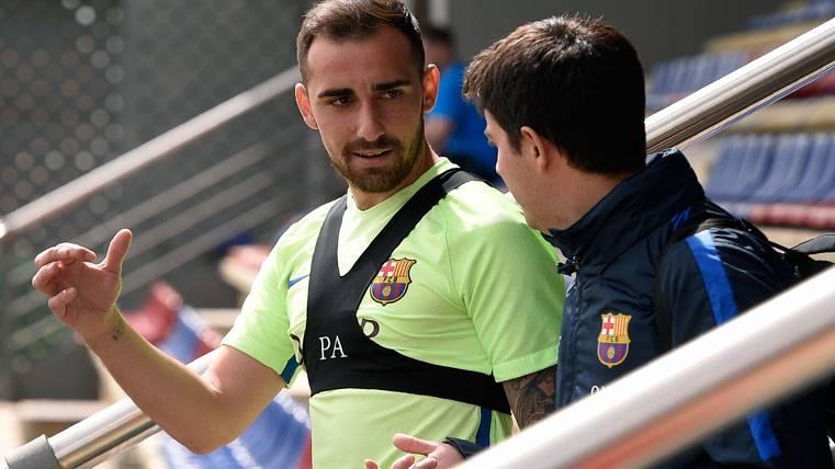 Alcácer ya prepara sus armas para perforar al Alavés en Copa