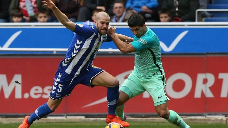 La carta que puede motivar aún más al Alavés contra el Barça