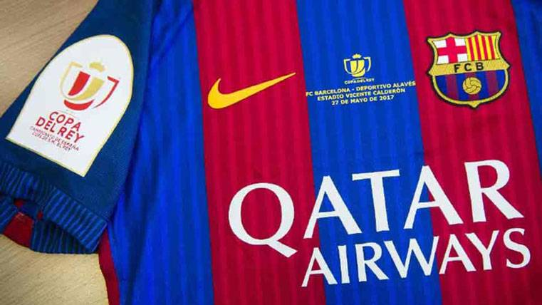¡Emiratos Árabes prohíbe llevar la camiseta del Barça!
