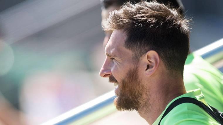 La renovación de Messi con el Barça, cuestión de una semana