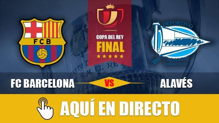 FC Barcelona - Alavés EN DIRECTO