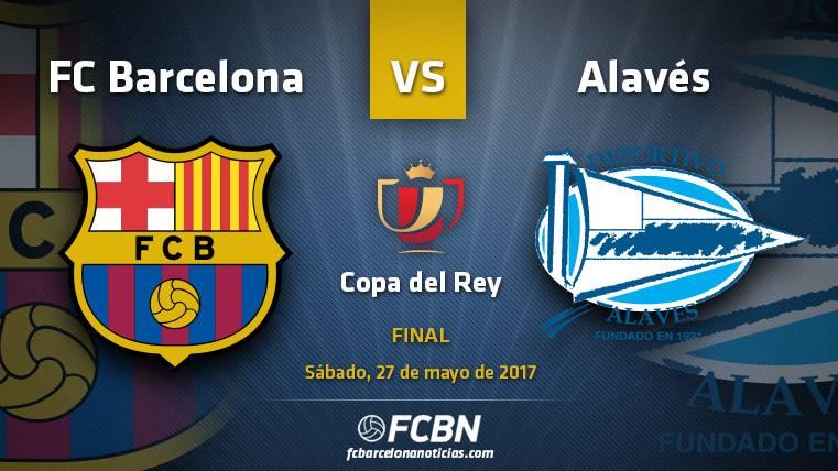 Barça-Alavés: Cerrar el ciclo de Luis Enrique con un título
