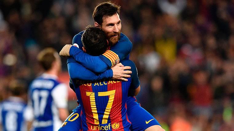 Paco Alcácer vuelve en Copa para formar un nuevo tridente