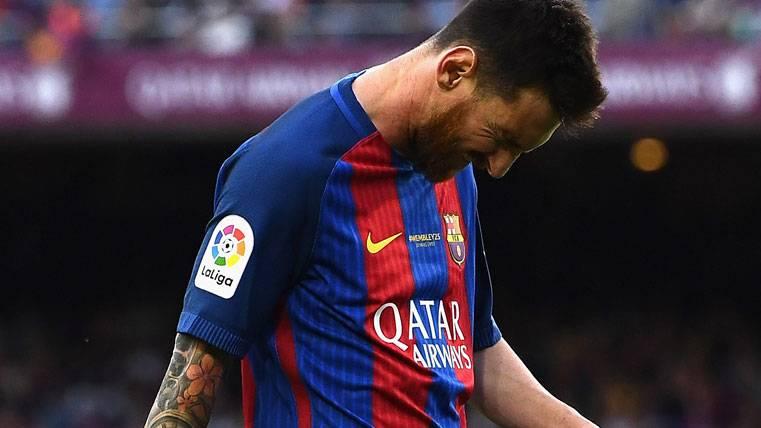 Noches mágicas para Leo Messi en el Vicente Calderón