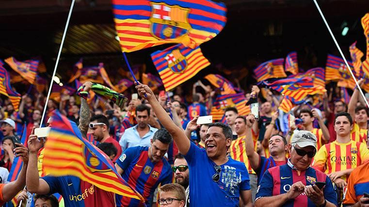 El FC Barcelona, el club con más títulos de todo el mundo