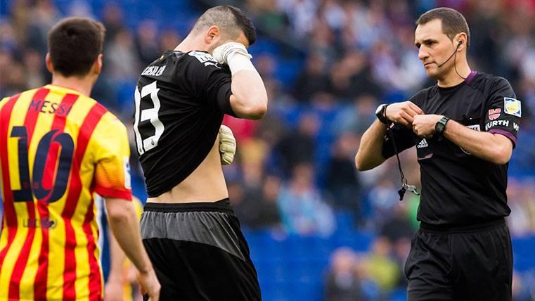 Clos Gómez, superado en la final de Copa del Rey