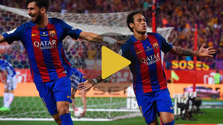 Vídeo resumen: FC Barcelona 3 Alavés 1 (Final de Copa)