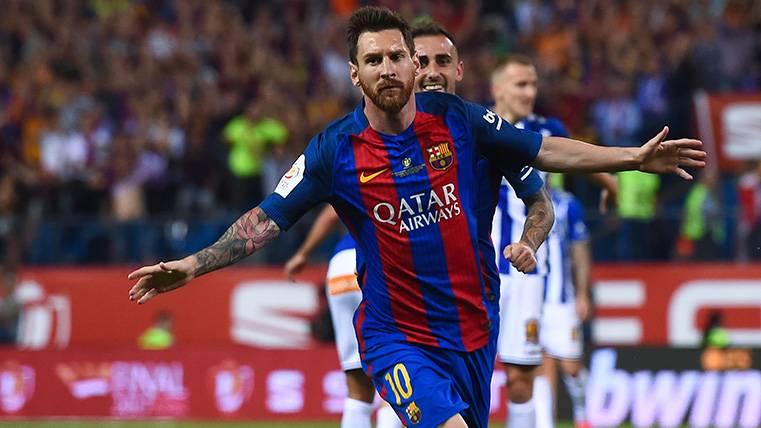 Leo Messi, un depredador de récords: Pichichi de la Copa
