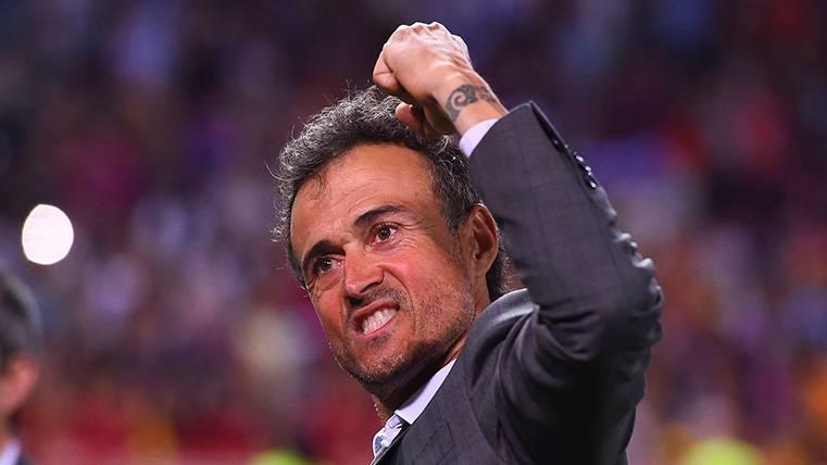 Bonito mensaje de apoyo de Luis Enrique a Valverde