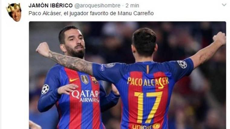 Este es el mejor meme de la final de Copa Barça-Alavés