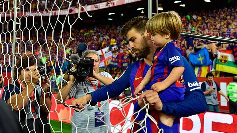 ¿Por qué no volvió Gerard Piqué a Barcelona desde Madrid?