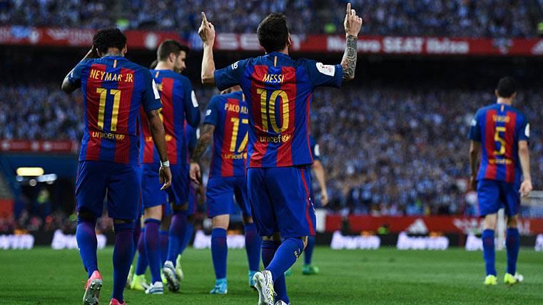 """Hasta Manolo Lama se rindió a Messi: """"Es el mejor de la historia"""""""