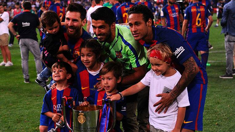 La MSN del presente... ¿Y futuro del FC Barcelona?