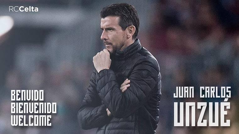 OFICIAL: Juan Carlos Unzué, nuevo entrenador del Celta de Vigo