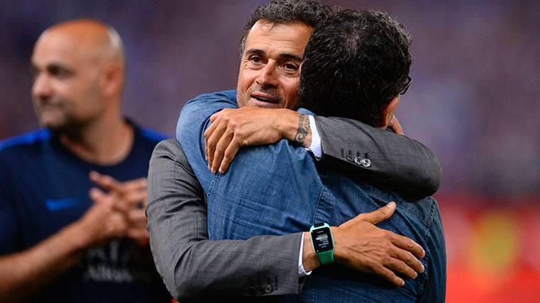 El consejo de Luis Enrique al nuevo entrenador del Barça