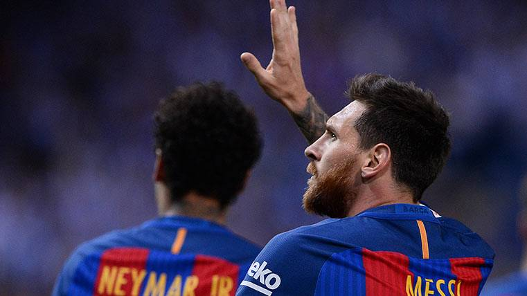 En Los Tiempos de Leo Messi, el Barça siempre será mejor