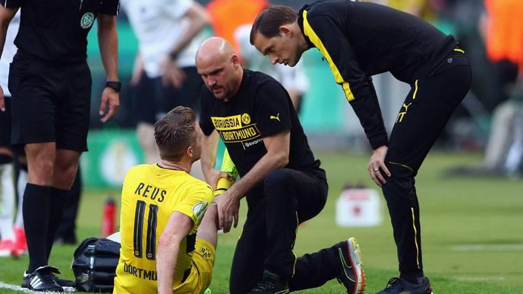 """Reus, el """"eterno"""" lesionado que ya ni se plantea fichar el Barça"""