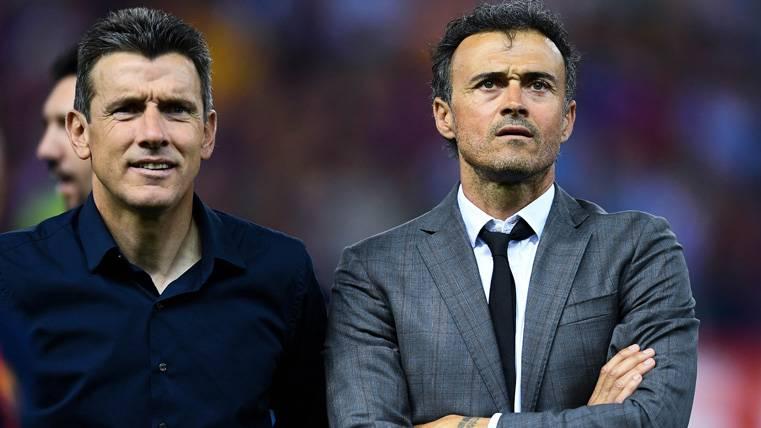 Unzué no llegó a ser una opción para entrenar al Barça