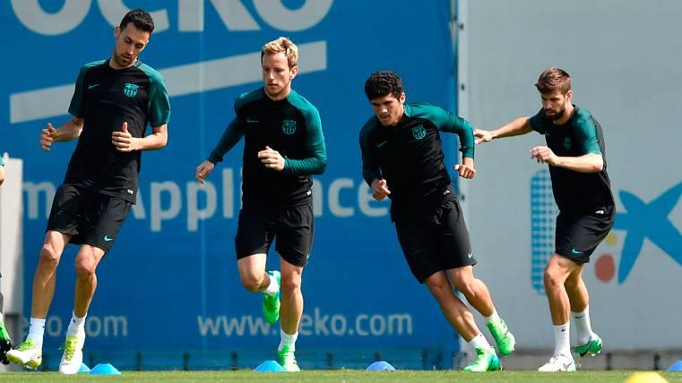 La pretemporada del Barça podría empezar el 12 de julio