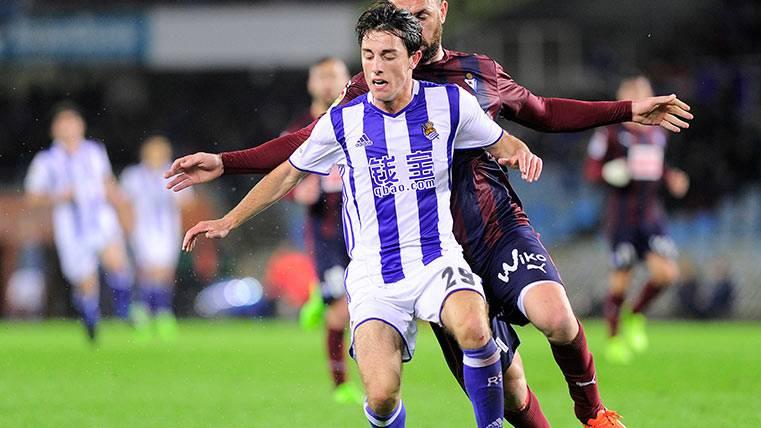 Si se va Digne, el Barça ya sabe quién le suplirá: Odriozola