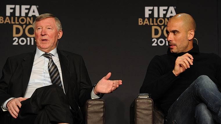 """""""Cruyff y Messi hubieran chocado... pero ganado"""""""