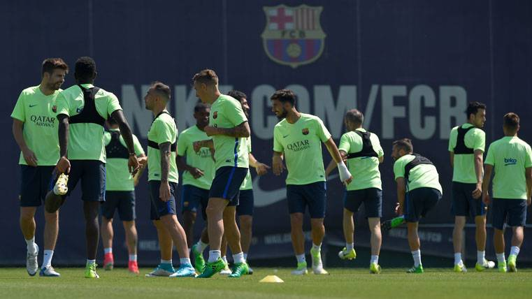 ¿Puede perjudicar al Barça una pretemporada ultracompetitiva?