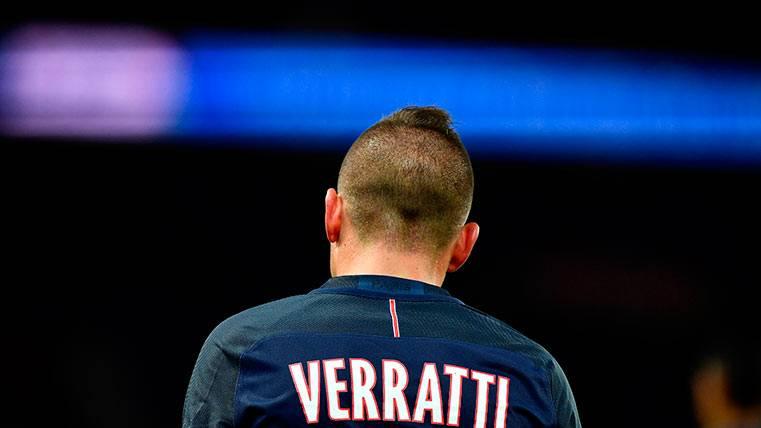 Marco Verratti le deja claro al Barça que ahora les toca a ellos ...
