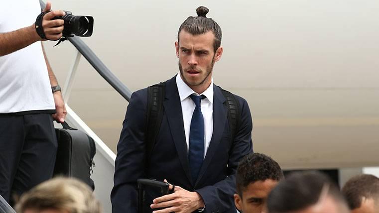 En Inglaterra sitúan a Gareth Bale fuera del Real Madrid